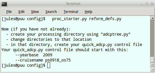 how to go back one directory in terminal